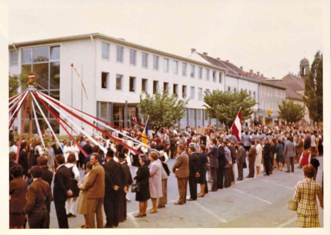 50 Jahre Burgenland: Festzug