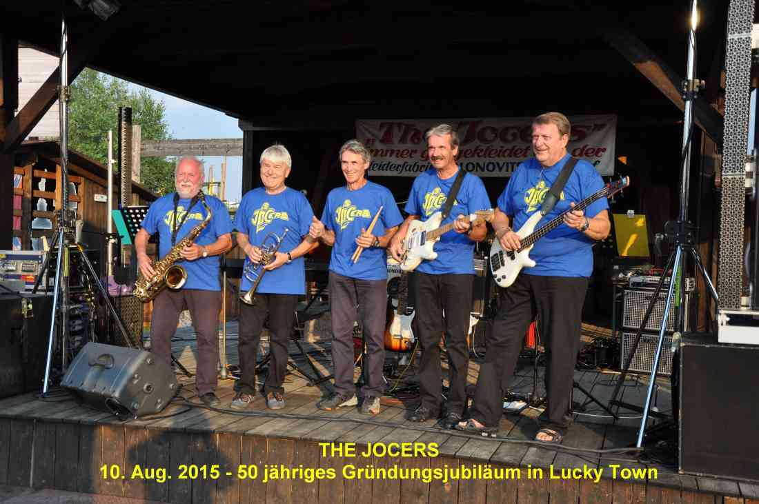 """""""The Jocers"""": 10. August 2015"""