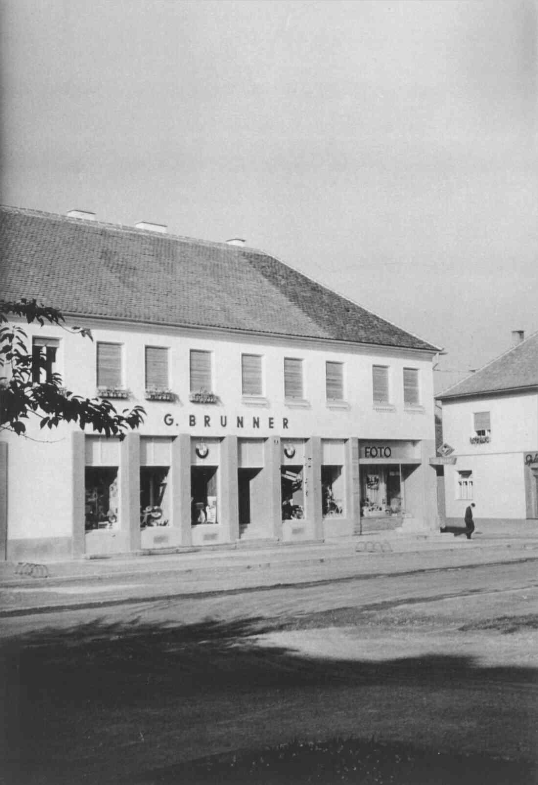 Technisches Fachgeschäft Geza Brunner-Szabo (Hauptplatz6)