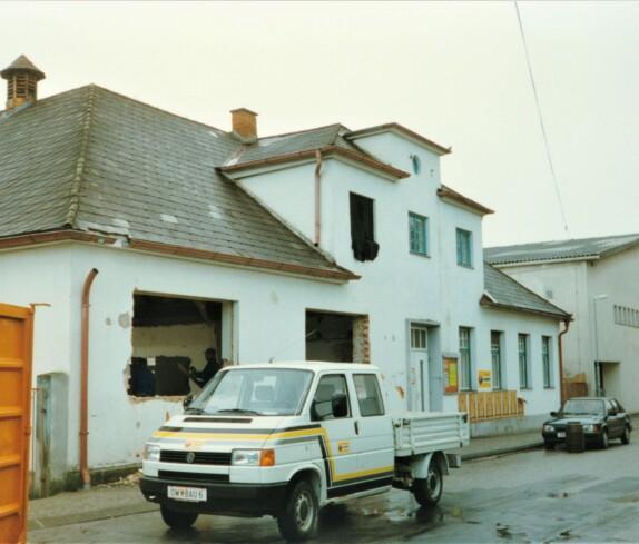 Jugendhaus - später OHO (Lisztgasse 12)