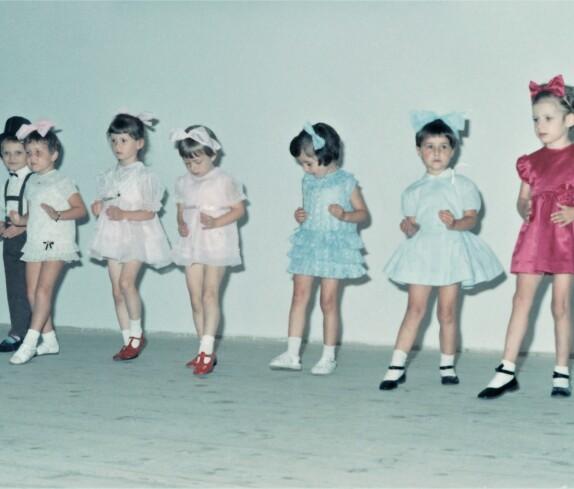 """Erste Aufführung als Ballettschule Oberwart - """"Puppentanz"""""""