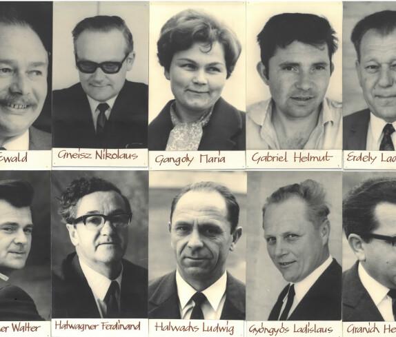 Mitglieder des neuen Pfarrgemeinderats und aktive Gemeindemitglieder der röm. kath. Pfarrgemeinde (2)