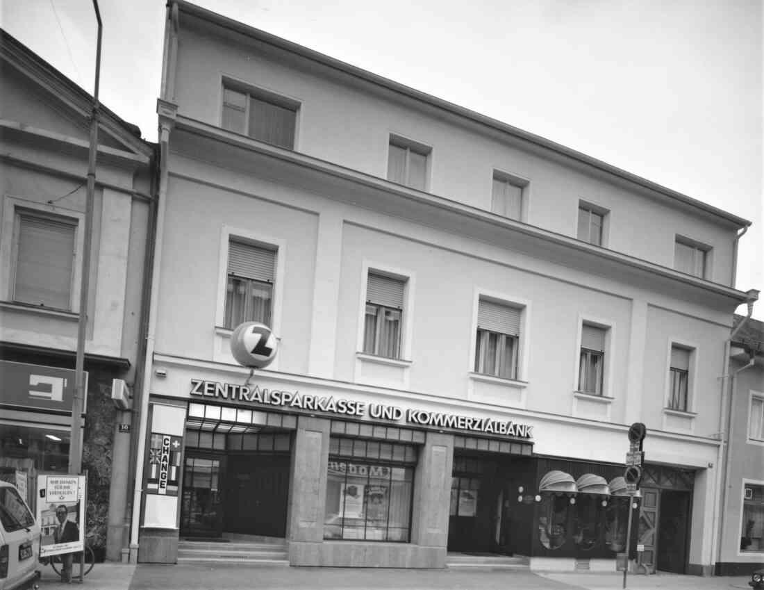 Omischlhaus (Wienerstraße 8a)