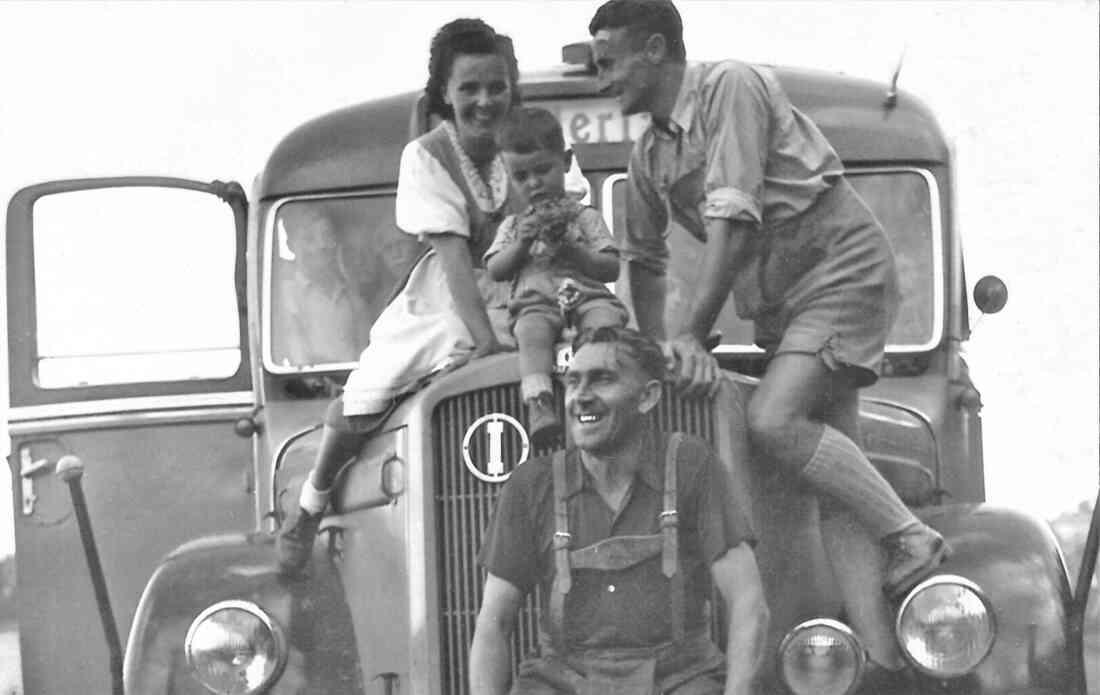 Familienausflug mit dem SC Oberwart: Fam. Ochsenhofer
